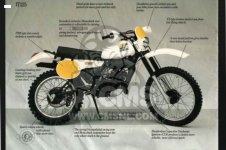 Yamaha IT125