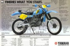 Yamaha IT250