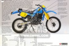 Yamaha IT490 Trail