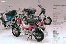 Yamaha LB50 Scooter