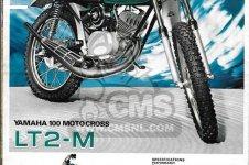 LT2M 100 MOTOCROSS 1972 1973 USA