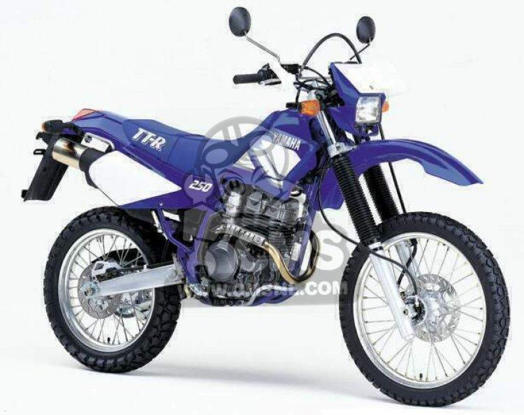 Yamaha TT250