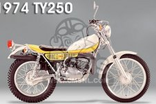 yamaha ty250_medium00016818_2d1d parts yamaha ty250 motorcycle accessories spares replacement 1974 yamaha ty250 wiring diagram at webbmarketing.co