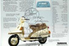 Yamaha XC180