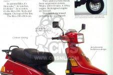 Yamaha XC200