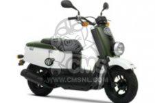 Yamaha XF50 2009 15P5 EUROPE GIGGLE 1H15P-300E1