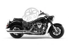 Yamaha XVS1300A 2016 11C9 EUROPE 1R11C-300E1 parts