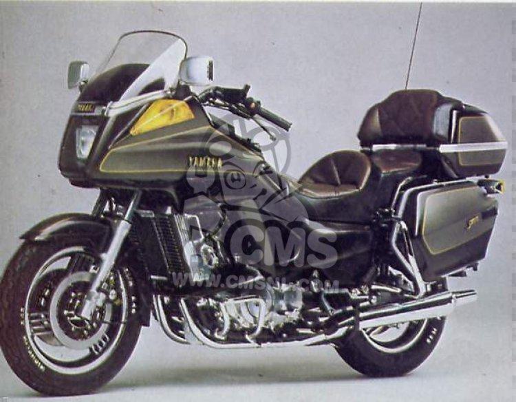 Yamaha XVZ1200