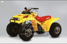 Yamaha YF60 parts