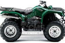 Yamaha YFM35 Quad bike