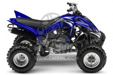 Yamaha YFM350 Quad bike