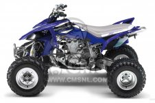 Yamaha YFM660 Quad bike
