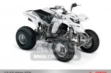Yamaha YFS200 Quad bike
