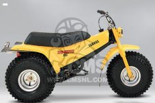 Yamaha YT125