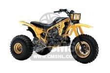 Yamaha YTZ250