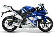 Yamaha YZF-R125 2009 5D75 EUROPE 1H5D7-300EA parts