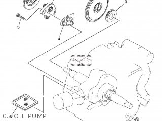 OIL PUMP SUB ASSY (3P91)