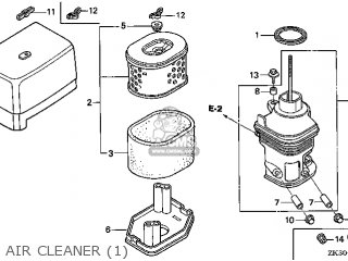(17231-ZE3-W01) COVER,AIR CLEANER