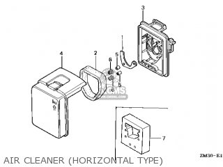 (04105-ZM3-G00ZB) COVER,AIR CL*NH1*