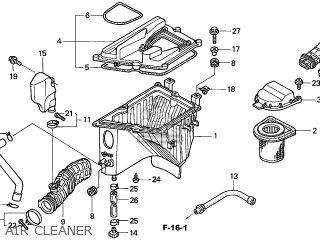 (17225-KPF-960) CASE UPPER SUB AS