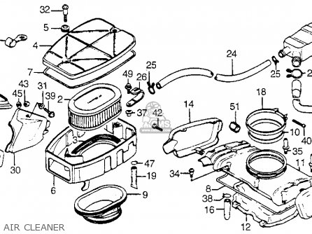 Honda Vf700c 84 Vf700c Magna 1984 Parts