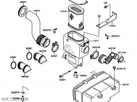 GROMMET Kawasaki Kaf Mule Wiring Schematic on