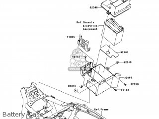 BRACKET,ECU&RELAY BOX