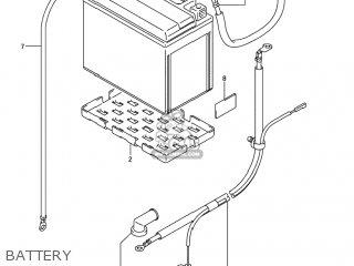 Wire, Battery Plus Lead photo
