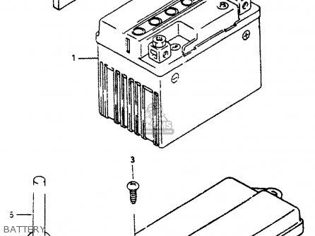 Batteryyt4l B For Dr350s 1992 N E02 E04 E15 E16 E17 E21 E22 E24
