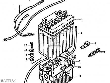 Battery Assy (12v) photo
