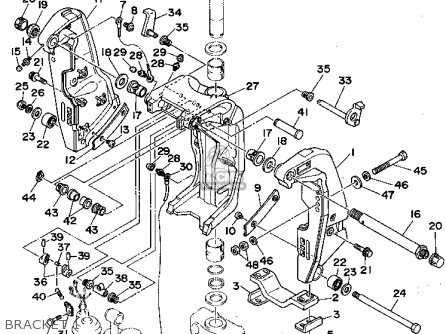 Yamaha 2002 F225txra F225txr Outboard Motorcycle Parts