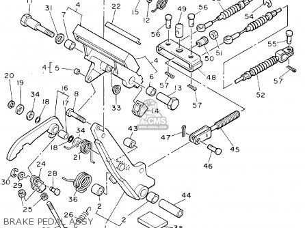 Yamaha G8 Wiring Diagram Golf Cart Electrical System on yamaha g8 golf cart wiring diagram