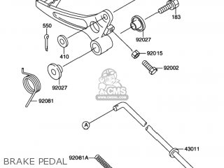 Pin, Brake Rod photo