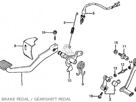 Honda Goldwing Suspension on honda accord88 radiator diagram and schematics