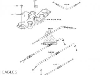 CLAMP,CABLE,UPPER BRA