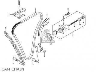 Guide, Cam Chain No.1 photo