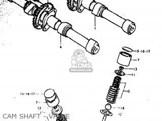Sprocket,  Exhaust Cam Shaft C&ec, N&en; Nt:30 photo