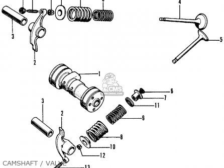 SHAFT ROCKER ARM
