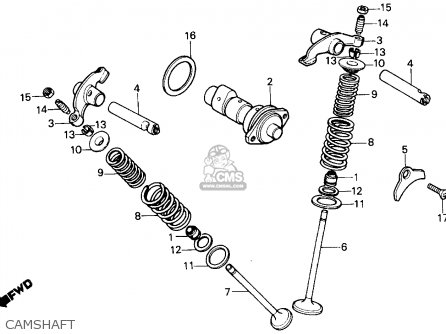 Camshaft photo