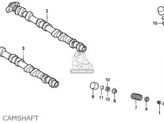 Cam Shaft Comp, In photo