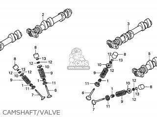 CAMSHAFT COMP,IN-