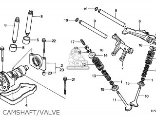 SHAFT,ROCKER ARM