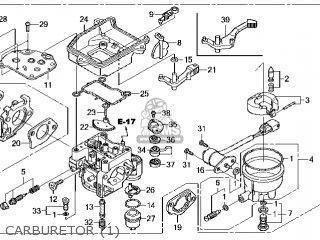 (16100-Z3S-803) CARBURETOR assembly(S