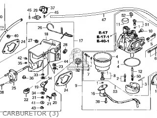 (16100-ZE3-F12) CARBURETOR assembly(S