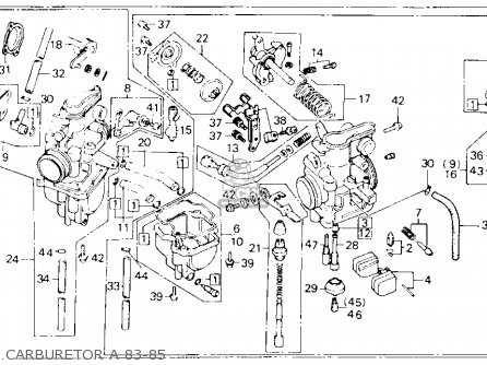(16100MG2793) CARBURETOR Assembly