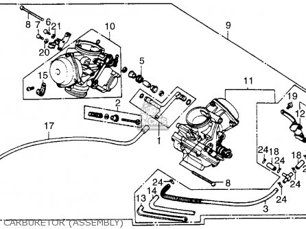 carburetor assembly_mediumhu0196e9e18_f181 vt700 honda shadow wiring diagram wiring diagram simonand 1984 honda shadow vt700c wiring diagram at bakdesigns.co