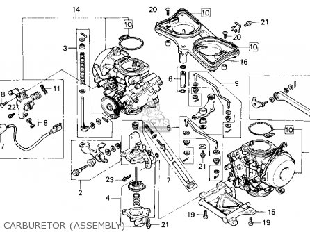 (16100MN5745) CARBURETOR Assembly