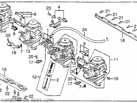 Astounding Honda Nc50 Express 1980 Usa Carburetor 3980 Schematic Partsfiche Wiring Cloud Usnesfoxcilixyz