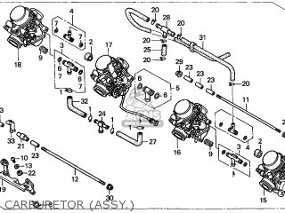 Carburetor Assy(# photo