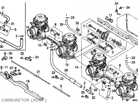 (16100MM5603) CARBURETOR assembly(E